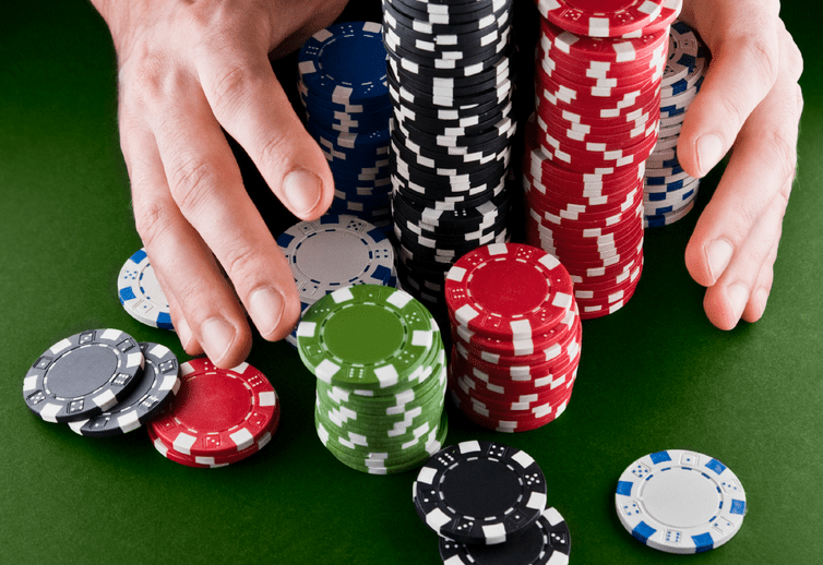 practice poker skills